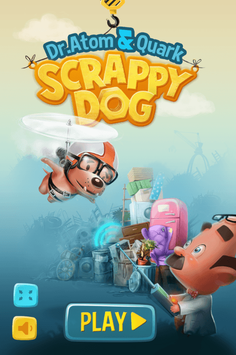 Scrappy Dog